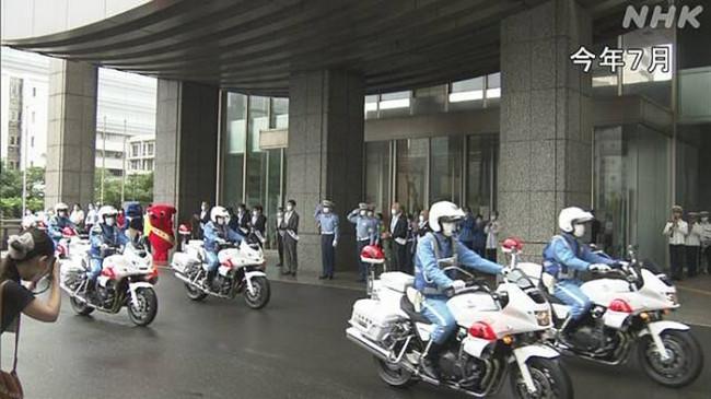 Hari Ini Jepang Memulai Kampanye Keselamatan Jalan Musim Gugur