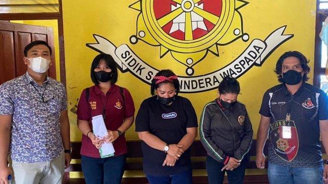 Hilang di Ambon, ABG Putri Ini Ditemukan Telah Jadi Pramuria di Papua Barat
