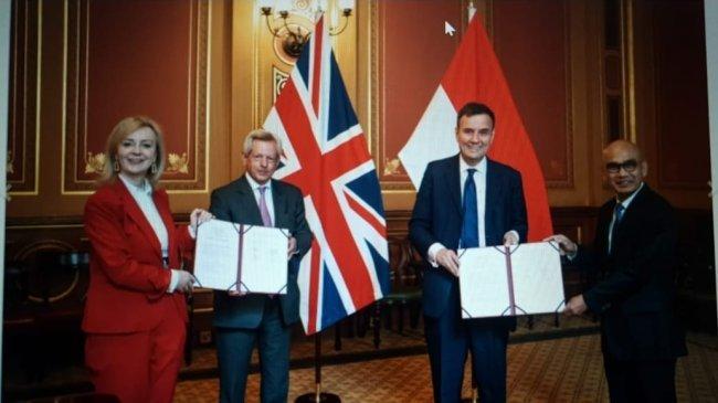 Menlu Inggris Liz Truss Dijadwalkan Berkunjung ke Indonesia Akhir Tahun Ini