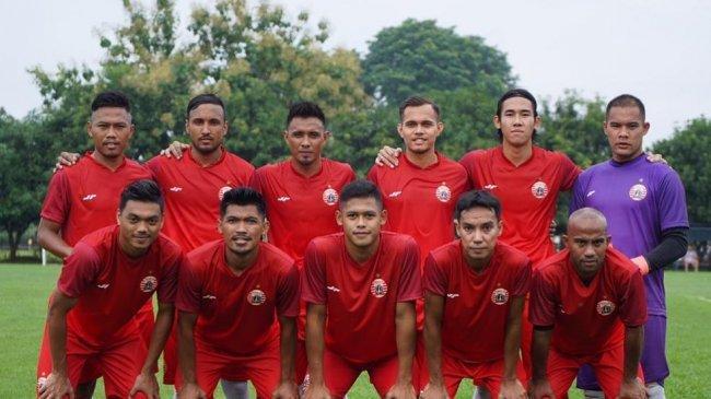 Persija Jakarta Berangkat ke Solo Tanggal 15 Oktober Siap Ladeni Arema FC