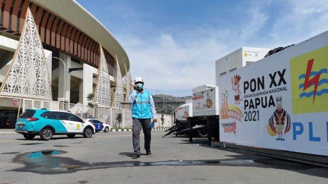 Dukung PON XX Papua, PLN Gelontorkan Rp 313 Miliar