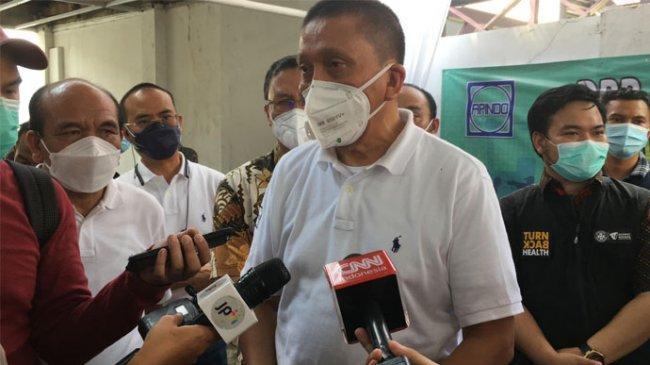 Peringati Hari Buruh, Apindo DKI Jakarta Gelar Vaksinasi Bagi Para Pekerja