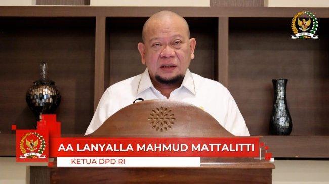 Di Pencanangan Zona Integritas Setjen DPD RI, LaNyalla Singgung Road Map Reformasi Birokrasi