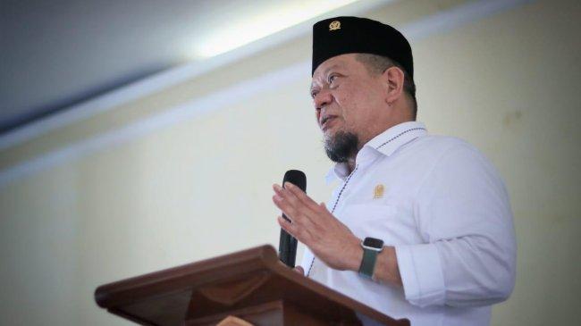 Ketua DPD RI Kecam Aksi 'Smackdown' Polisi Terhadap Mahasiswa di Tangerang