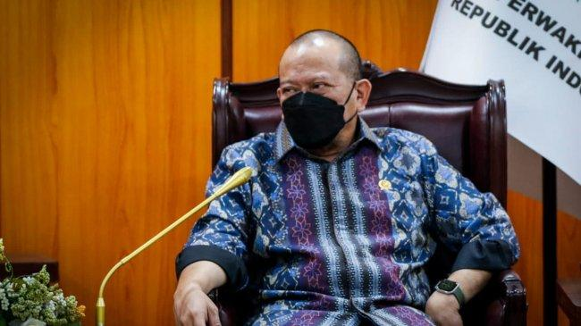 Ketua DPD RI Dukung Kapolri Tindak Tegas Pinjaman Online Ilegal