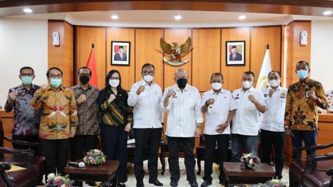 Ketua DPD RI Dorong Pemkot Surabaya Percepat Sertifikasi Aset
