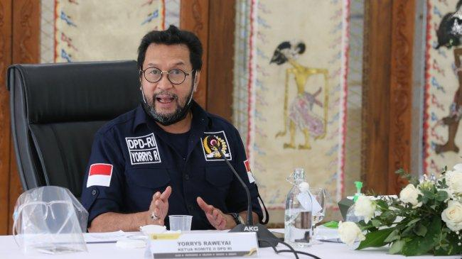 DPD RI Berharap RUU Otsus Papua Berikan Solusi Terbaik bagi Masa Depan Papua