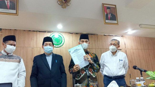 Kata Ketua Majelis Kesehatan Muhammadiyah Soal Kehalalan Vaksin Zifivax