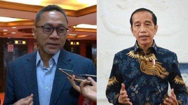 Zulkifli Hasan Bicara soal PAN Dukung Jokowi, Singgung Prabowo-Sandi hingga Nama yang Dititipkan