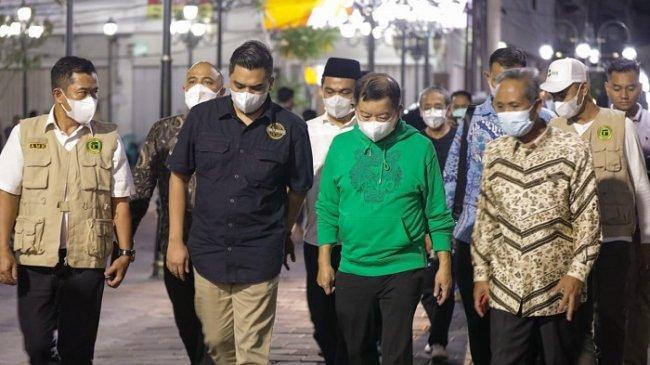 Suharso Monoarfa Beri Pesan Kepada Angkatan Muda Kabah Agar Menjaga Keindahan Kota Semarang