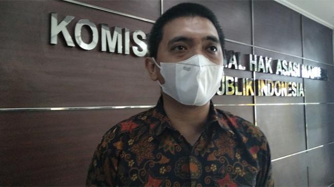 Wadah Pegawai KPK Yakin Jokowi Kasih Respons Positif Soal Laporan Komnas HAM