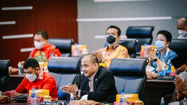 Ketua Komite I DPD RI Fachrul Razi Apresiasi Langkah Kapolri