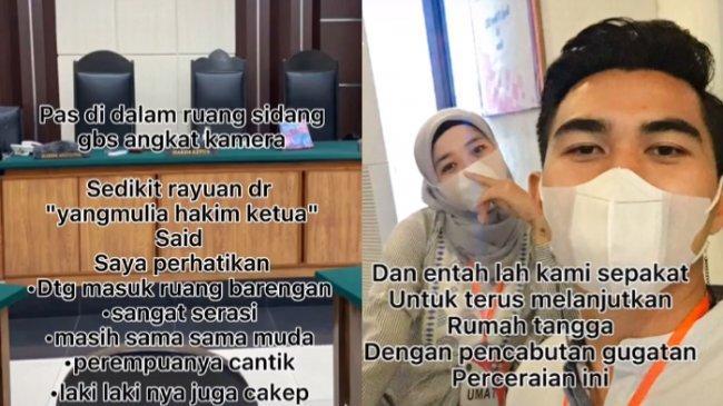 POPULER Regional: Viral Kisah Suami Istri Batal Cerai | 11 Siswa MTs di Ciamis Tewas Tenggelam