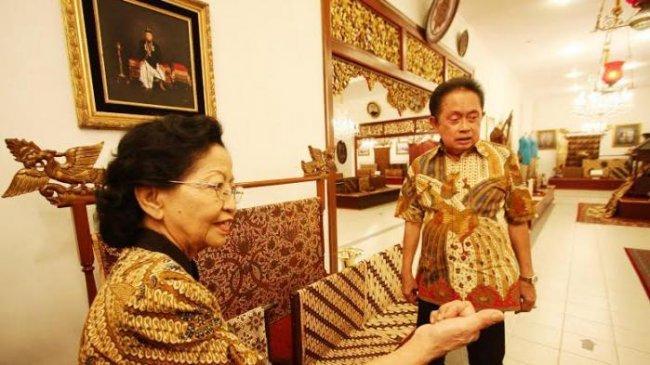Profil Santosa Doellah, Pemilik dan Pendiri Batik Danar Hadi yang Meninggal karena Covid-19