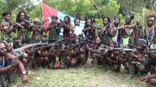 Dua Otak Penyerangan dan Pembunuhan di Pegunungan Bintang Papua Tertangkap