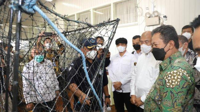 Menteri Trenggono Gali Potensi Sumber Daya Perikanan Kepulauan Riau