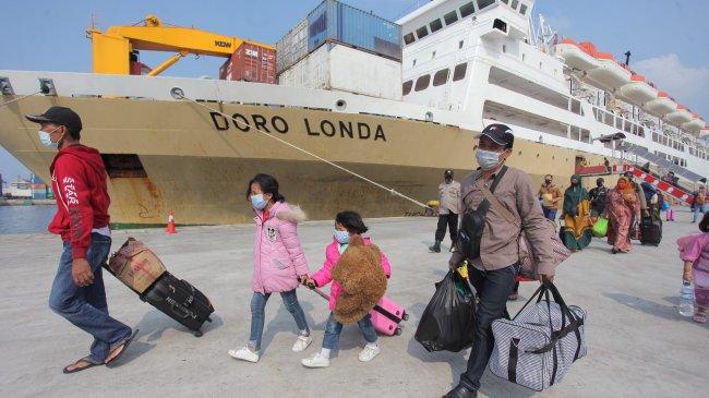 Kemenhub Terbitkan Aturan Baru Perjalanan Penumpang Transportasi Laut di Masa PPKM Darurat