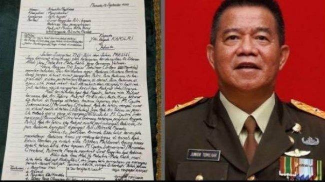 Sosok Brigjen TNI Junior Tumilaar, Jenderal yang Dicopot dari Jabatan karena Suratnya untuk Kapolri