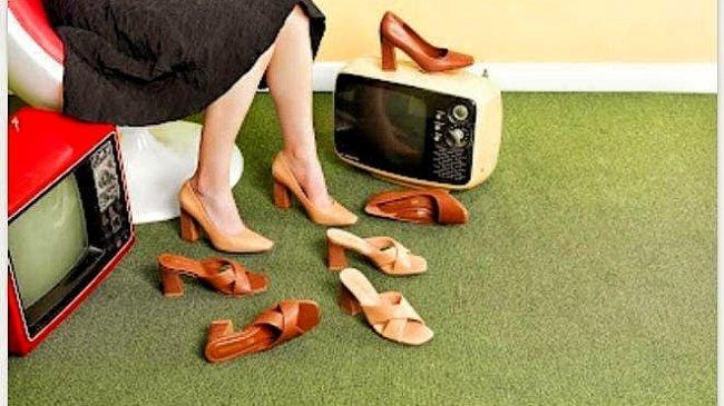 Rayakan Masa Lalu Lewat Koleksi Terbaru Brand Sepatu Wanita Ini