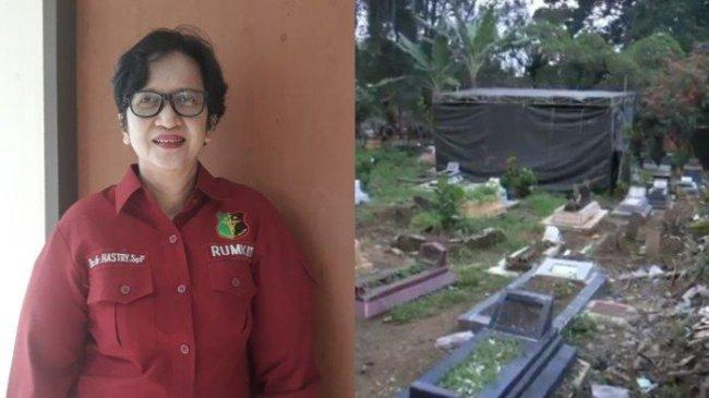 Profil Kombes Pol Sumy Hastry, Polwan Ahli Forensik Pertama, Terbaru Autopsi Jasad Tuti & Amalia
