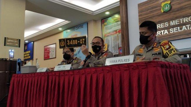 Sopir Fortuner Berpelat Nomor Polisi yang Tabrak Kendaraan di Jalan Tentara Pelajar Jadi Tersangka