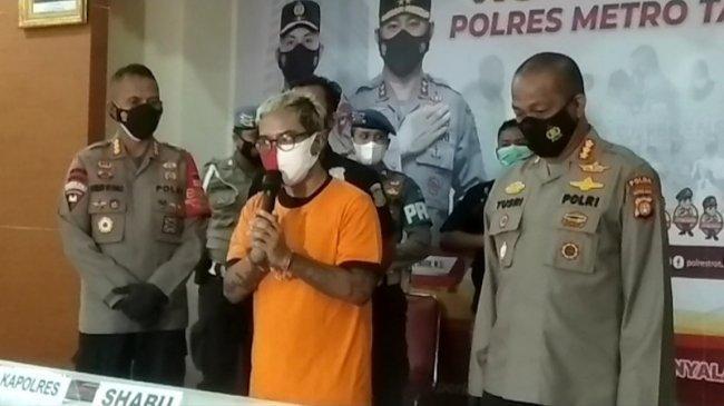 Komika Coki Pardede Tersangka Kasus Penyalahgunaan Narkoba Jenis Sabu