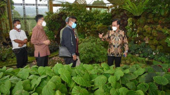 Komisi VII Apresiasi Kebun Raya 'Eka Karya' Bali Sebagai Karya Anak Bangsa