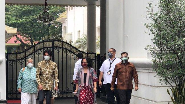 Komite FFI Undang Presiden Jokowi Hadir di Malam Puncak Anugerah Festival Film Indonesia