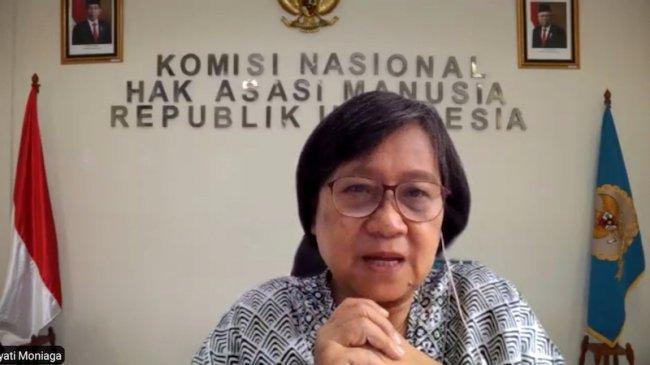 Komnas HAM Surati Jokowi Percepat Penyelidikan yang Diduga Terlibat Pembunuhan Munir