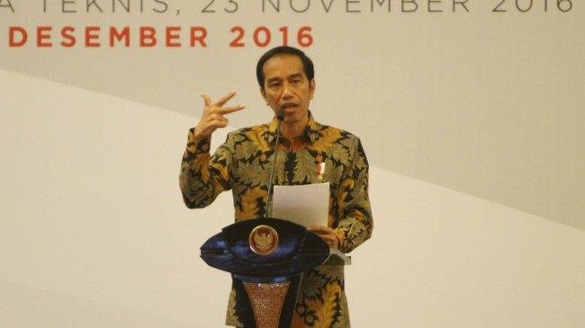 Jokowi Belum Ada Rencana untuk Salat Jumat di Monas