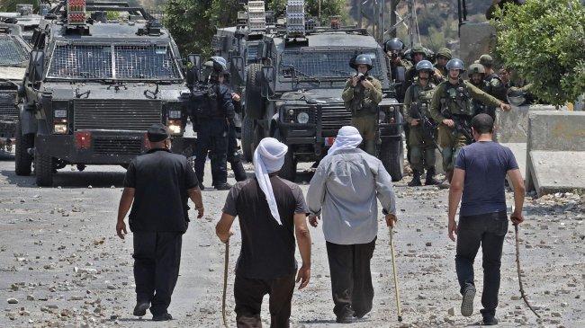 6 Tahanan Palestina Berhasil Kabur dari Penjara Keamanan Tinggi Israel, Keluar Lewat Terowongan