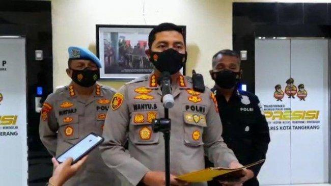 Didesak Mundur Usai Aksi Brigadir NP Banting Mahasiswa, Kapolresta Tangerang Jawab Begini