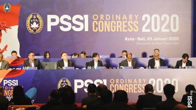 Hasil Kongres Biasa PSSI di Bali: Iwan Bule Restui Kick Off Liga 1 Musim Ini Pada 29 Februari 2020