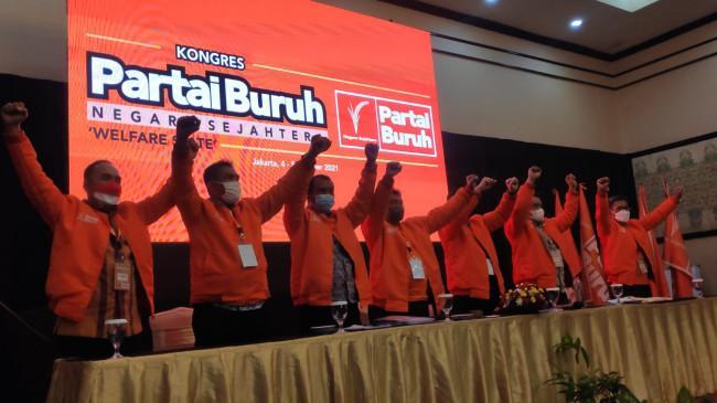 Partai Buruh Targetkan 20 Kursi DPR di Pemilu 2024, Pengamat: Bukan Perkara Mudah Bagi Parpol Baru