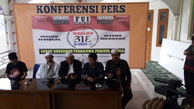Soal Aksi 313, Ini Tanggapan Anies Baswedan, Sandiaga Uno, dan Djarot Saiful Hidayat