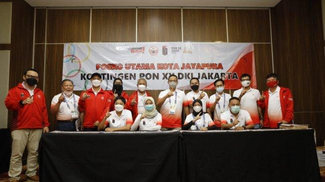 Djamhuron P Wibowo: Sukses Kontingen DKI Jakarta Di PON XX Papua Berkat Dukungan Pemprov DKI Jakarta