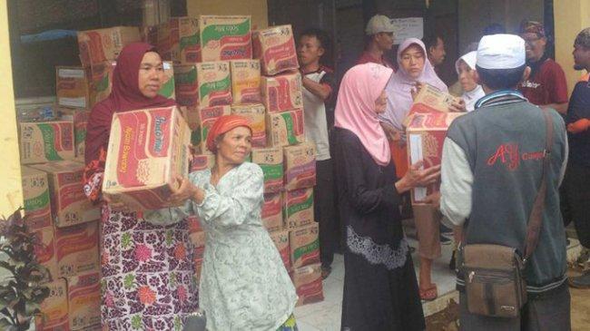 Anggota Komisi X DPR RI Berharap Donasi untuk Korban Longsor Sukabumi Juga Dalam Bentuk Uang