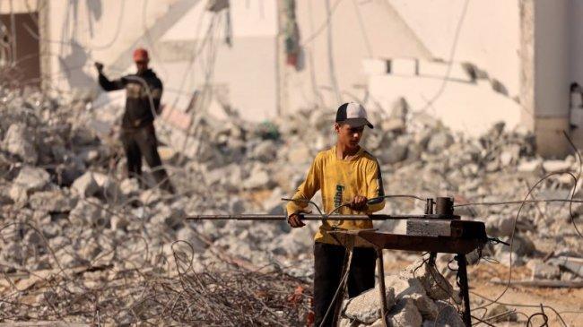 Israel Lancarkan Serangan Udara ke Gaza, yang Ketiga Kali Sejak Gencatan Senjata Mei Lalu