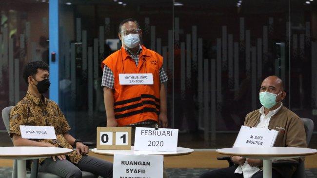 Hakim Kabulkan Permohonan Justice Collaborator Terdakwa Korupsi Bansos Covid-19 Matheus Joko Santoso