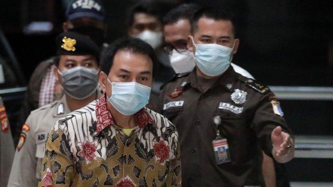 Direktur Penyidikan KPK Pimpin Langsung Penjemputan Azis Syamsuddin ke Gedung Merah Putih