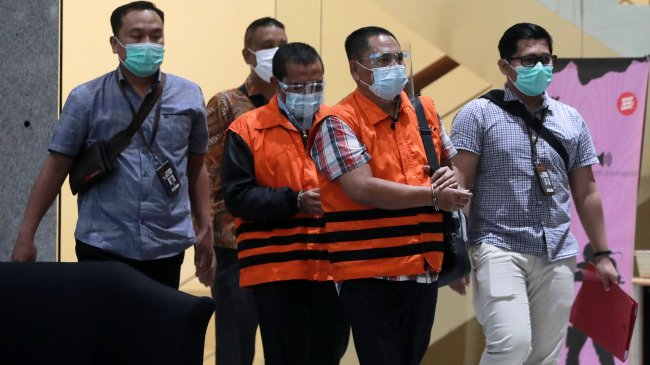 4 Eks Anggota DPRD Jambi Segera Disidang Setelah Berkas Perkaranya Dinyatakan Lengkap oleh KPK