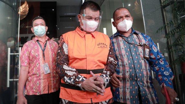 KPK Usut Penerimaan Gratifikasi Aa Umbara dari Berbagai Instansi di Pemkab Bandung Barat