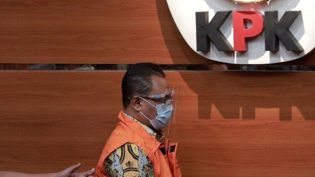 KPK Perpanjang Masa Penahanan Tersangka Kasus Suap Pajak Dadan Ramdani
