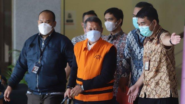 KPK: Penahanan RJ Lino Sah Menurut Hukum