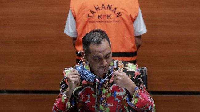 KPK Limpahkan Berkas Perkara Eks Dirut PD Sarana Jaya Yoory Corneles ke Pengadilan Tipikor