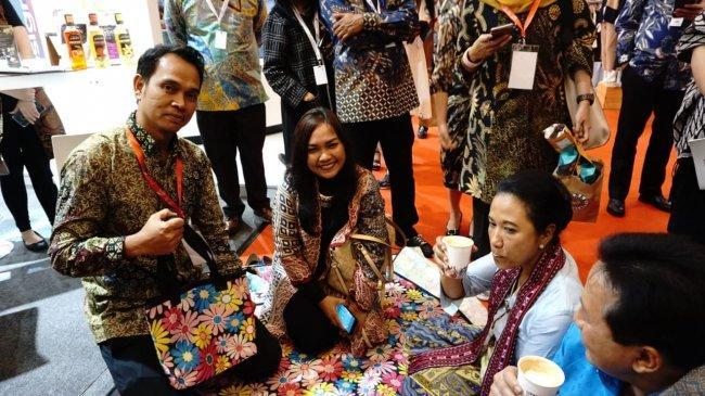 Trade Expo Indonesia Ke-36 Sajikan Katalog Digital