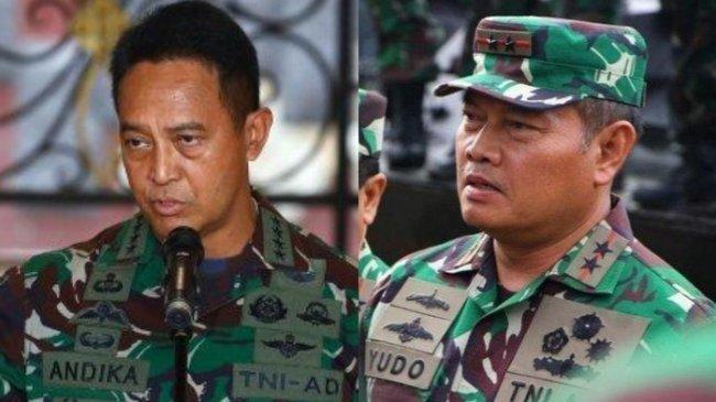 Andika Perkasa Dinilai Lebih Berpeluang Menjadi Panglima TNI Ketimbang Yudo Margono