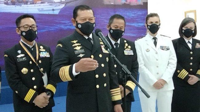 KSAL Beberkan Upaya Pembinaan Ideologi Pancasila Bagi Prajurit TNI Angkatan Laut