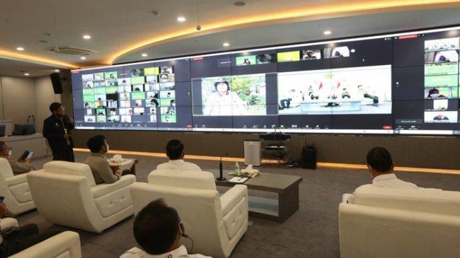 KSP Moeldoko Bangga dengan Pusat Data AWR Kementan