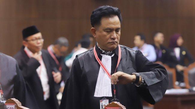 Yusril Ihza Mahendra Bantah Pernah Diskusi soal Fee Rp 100 M Jadi Kuasa Hukum Demokrat